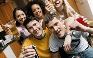 Alcool et mineurs