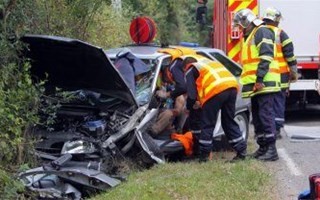 Alcool au volant accident