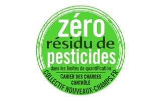 "Attention au label ""Zéro résidu de pesticides"" !"