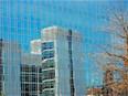 Bâtiment en verre