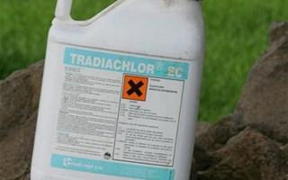 Bidon pesticide