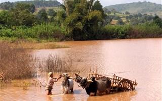 Birmanie inondations
