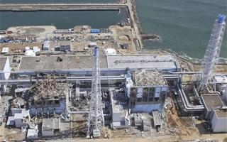 Centrale nucléaire Fukushima après le tsunami