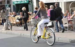 Circuler à vélo pendant pic de pollution