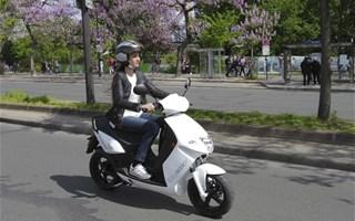 Cityscoot : 1000 scooters électriques en libre-service à Paris