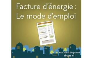 Comment comprendre sa facture d'énergie ?