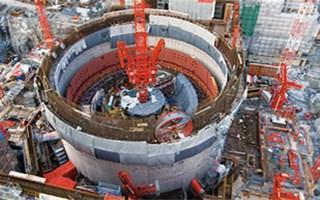 Construction réacteur EPR