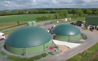 Créer du biogaz à partir des effluents d'élevage