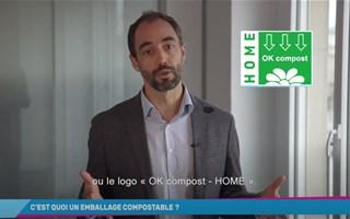 C'est quoi un emballage compostable ?