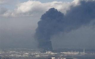 Explosion centrale nucléaire Fukushima