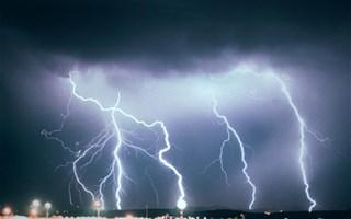 Foudre et orage