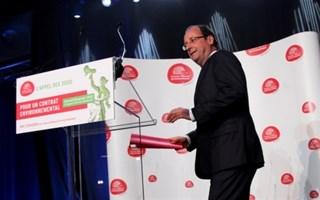 François Hollande engagement écologique