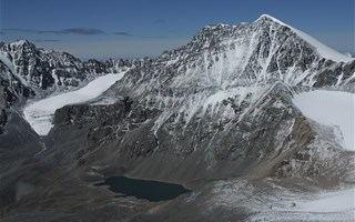 Les glaciers fondent à un niveau record