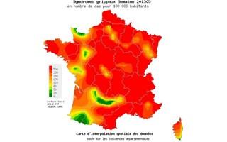 Grippe janvier 2013