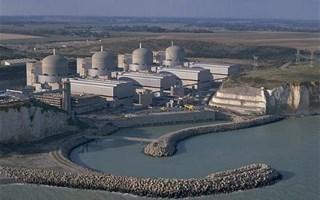 Un incendie à la centrale nucléaire de Paluel