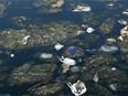 Les inondations polluent et produisent énormément de déchets
