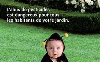Jardiniers amateurs utilisation pesticides