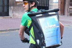 Livraison à vélo Call Porteur