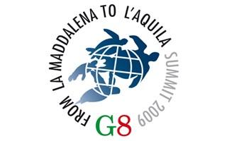 Logo G8 L'Aquila
