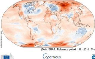 Mai 2020 est le mois de mai le plus chaud jamais enregistré dans le monde