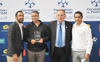 Mohamed El Adil, Nourredine Assoul, Youri DJORKAEFF, Bernard BARBET
