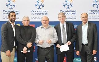 Patrick Villequez, Thierry Poulet, Youri DJORKAEFF, Patrick BRAOUEZEC, Mathieu COUZINIE