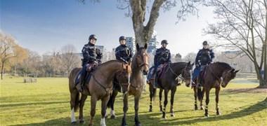 Une patrouille de police dédiée au respect de l'environnement