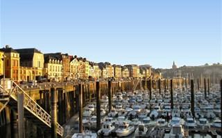 Pavillon Bleu - Port de plaisance Dieppe