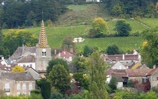 Paysage Bourgogne