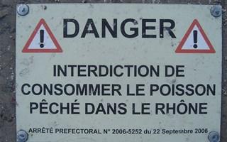 PCB dans le Rhône