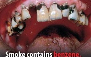 Photos chocs paquet de cigarettes tabac