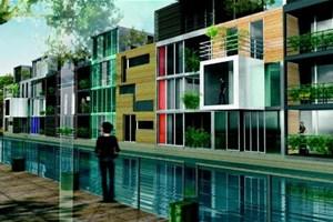 Plan d'un éco-quartier