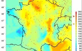 Pollution ozone 22 juillet 2013