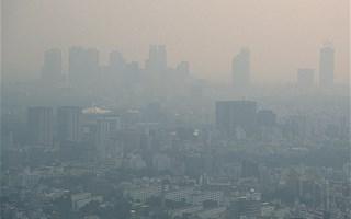 Pollution aux particules fines sur le nord et l'ouest de la France