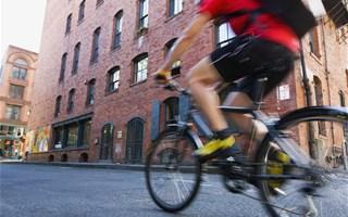 Prendre son vélo est bénéfique même dans une ville polluée