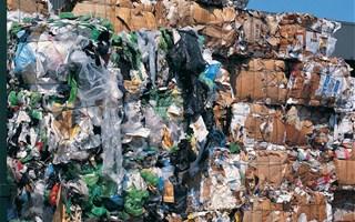 Production déchets France 2014