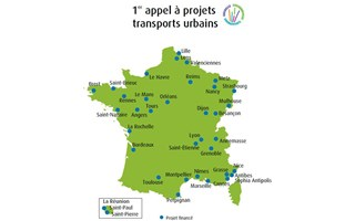 Projet transports collectifs urbains