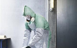 Protection produits chimiques travail