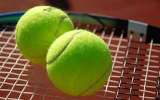 Raquettte et balles de Tennis