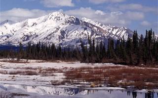 Réchauffement climatique Alaska