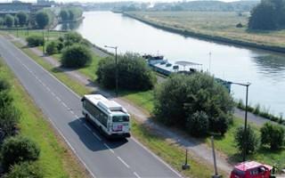 Réduire la pollution de l'air en milieu urbain grâce au biogaz dans les transports