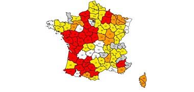 Sécheresse : 81 départements touchés par le manque d'eau en France