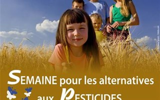 Semaine pour les alternatives aux pesticides 2010