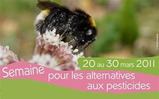 Semaine pour les alternatives aux pesticides 2011