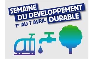 Semaine développement durable 2012