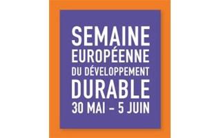 Le semaine du développement durable 2015 arrive