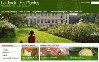 Site du Jardin des Plantes