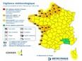 Vents violents et risque de submersion dans le nord et l'ouest de l'hexagone