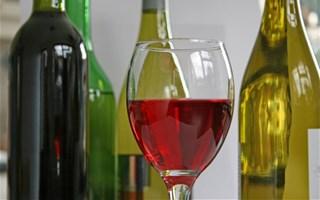 Vin et bouteilles