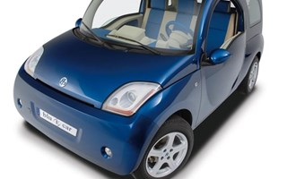 Voiture électrique Blue Car Bolloré